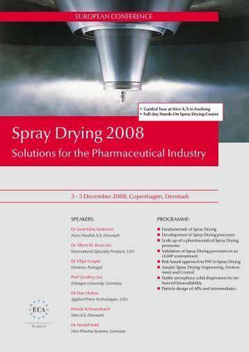 niro spray drying handbook