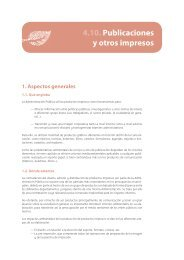 Capitulo 4.10. Publicaciones y otros impresos - Ihobe