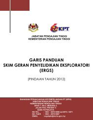 Garis Panduan ERGS pindaan 2012