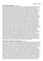 Regressione istituzionale – Gianni Ferrara Deficit zero, Costituzione ...