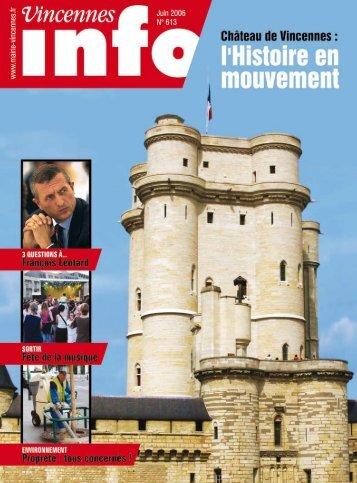 Vincennes INFO n°613 (pdf - 4,49 Mo) - Ville de Vincennes