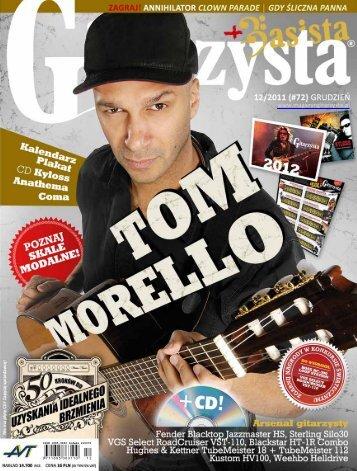 Gitarzysta 12/2011 - UlubionyKiosk