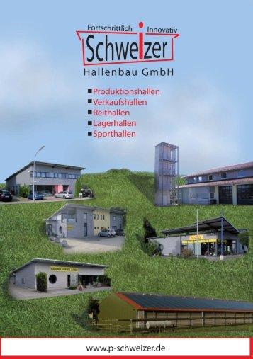 Schweizer Hallenbau GmbH