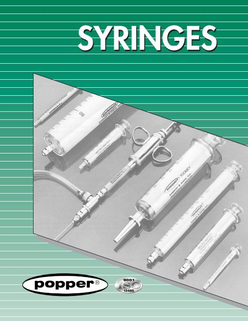 Glass 10cc Reusable Syringe 5024
