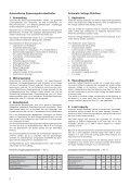 Automatische Spannungskonstanthalter Automatic Voltage Stabilizer - Seite 2
