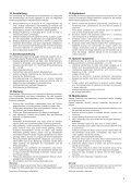 Automatische Spannungskonstanthalter Automatic Voltage Stabilizer - Seite 5