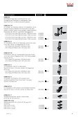 Automatische Standflügel- verriegelungen - Seite 4