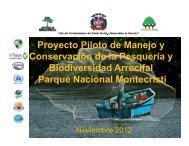 CLME Montecristi Diagnóstico y Plan - Ministerio de Medio Ambiente