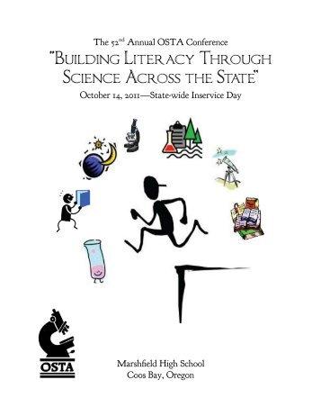 Building Literacy - Oregon Science Teachers Association
