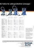 Nilfisk-ALTO ATTIX 30, 40 & 50 – KEINE KOMPROMISSE - Seite 6