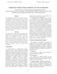 Identificação de Órgãos Foliares utilizando as Wavelets de ...