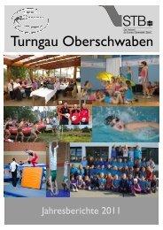 Jahresbericht 2011 (6,1 MB) - Turngau Oberschwaben