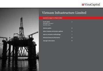 VNI Q1 2012 report - VinaCapital