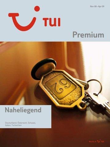 Premium: Naheliegend - tui.com - Onlinekatalog