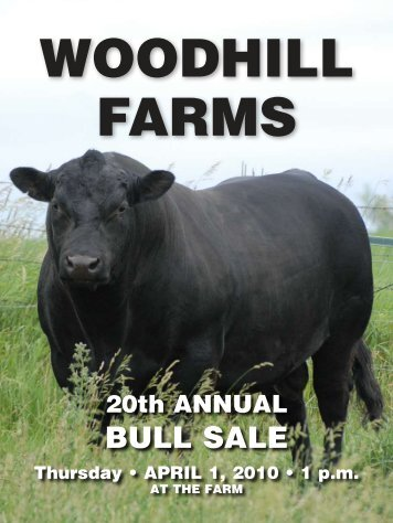 BULL SALE - Angus Journal