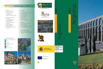 Spagna - Turismo de Segovia