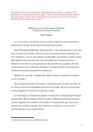 L'Odyssée du Passeur d'Aurore1 - World Evangelical Alliance