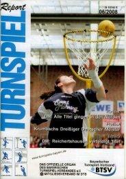 06/2008 - Bayerischer Turnspiel- Verband