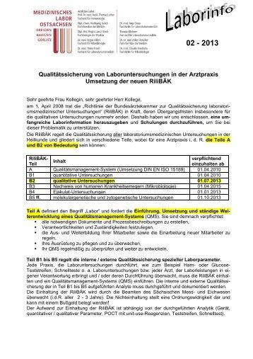 PDF-Download - Medizinisches Labor Ostsachsen