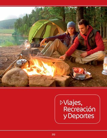 Viajes, Recreación y Deportes