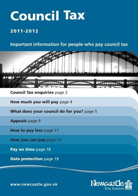 Council Tax Newcastle City Council