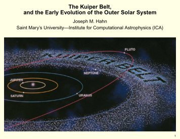 The Kuiper Belt, and the Early Evolution of the Outer Solar System