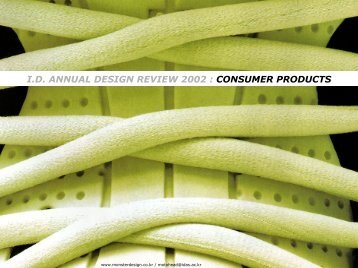 I.D. ANNUAL DESIGN REVIEW 2002 : CONSUMER PRODUCTS