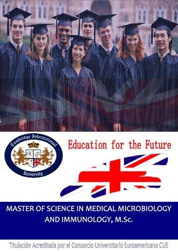 Máster en Inmunología y Microbiología Médica