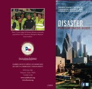 here - Harris County Homeland Security & Emergency Management