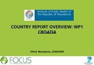 Croatia - Focus-Balkans