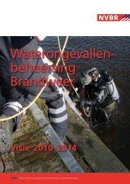 Waterongevallen- beheersing Brandweer - BrandweerKennisNet
