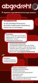 Offizielles Plakat - Stadt Weingarten - Seite 2