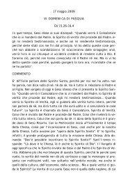 gv 15,26-16,4 - San Pier Giuliano Eymard