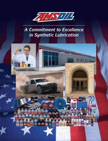 G393 - A Commitment to Excellence in Synthetic ... - OilTek Solutions