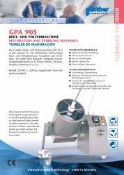 FL GPA 90S DEUENGSPAN-3 - Stone Food Machinery