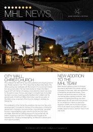 MHL Newsletter April 2010 - Mark Herring Lighting