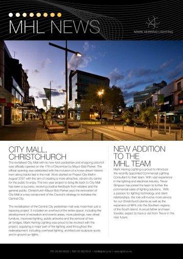 MHL Newsletter April 2010 - Mark Herring Lighting  sc 1 st  Yumpu & MHL) Company Profile - Mark Herring Lighting azcodes.com