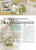Vaasan Sähkön joulukuusi kasvoi Melaniemessä - Vaasan Sähkö Oy - Page 6