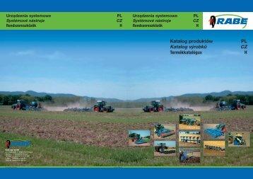 Katalog produktów PL Katalog výrobků CZ ... - Bihar-Express Kft.
