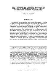 HeinOnline -- 56 DePaul L. Rev. 401 2006-2007