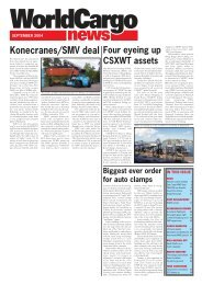 WCN Sept Front page - WorldCargo News Online