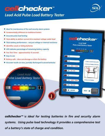 Aldi Car Battery Tester