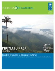 PROYECTO NASA - Equator Initiative