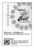 Vereinsnachrichten - TUS BRAKE von 1896 - Bielefeld - Seite 2