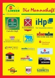 Journal Saison 2008-09 (Teil 2) - TuS Lingen