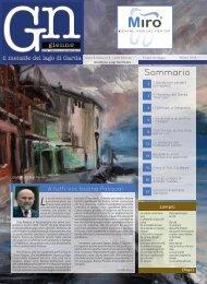 Gienne Marzo 2013 Stampa - Garda Notizie