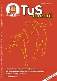 Journal I Saison 2010-11 - TuS Lingen