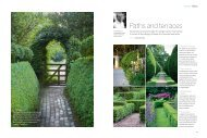 Paths and terraces - Arne Maynard Garden Design