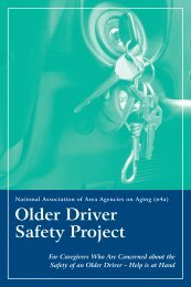 Older Driver Safety Project - n4a