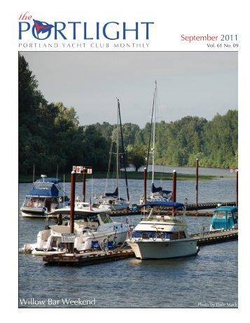 Sep - Portland Yacht Club